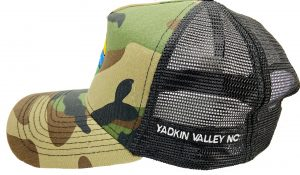 YVO Camouflaged Hat